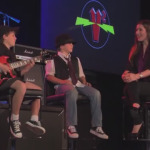 Rock News Around the Web — V² Live Debut Concert… 9 Year Old Rockers!