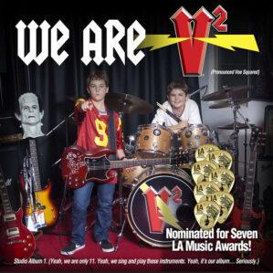 We Are V² Debut Album