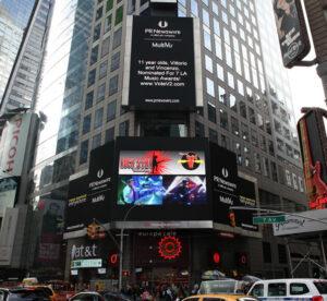 V² Time Square