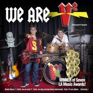 We are V² Album Cover