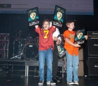 Vittorio and Vincenzo SWEEP the LA Music Awards! Win 7 Categories!
