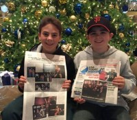 Vittorio and Vincenzo in USA Today and New York Times!