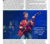 Vittorio and Vincenzo profiled in this month's Music Connection Magazine