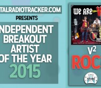 V Squared Named Breakout Rock Artist of the Year!
