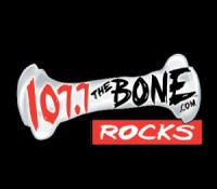 Lamont and Tonelli of 107.7 The Bone love the Rock N Rods Calendar and CD
