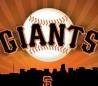 Here are Winners to attend tomorrow's Giants game with Vittorio playing National Anthem…