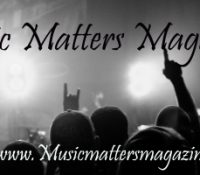 Music Matters Magazine interviews Vittorio….