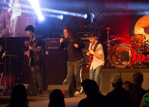 V² Opens for Zoso – The Ultimate Led Zeppelin Experience!