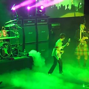 Rock News Around the Web – V² Live Concert… 13 Year Old Rockers!
